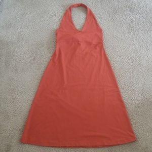 Patagonia  Halter Tie Back Dress L